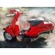Разборка скутера Сузуки Джемма 125 кубов, Suzuki Gemma 125 cc, запасные части, тип двигателя F402, рама CF41A