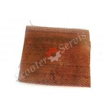Сетка латунная для пайки пластика,( мелкая клетка )