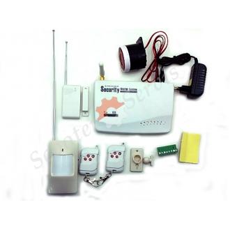 Сигналізація GSM двох стороння, не обмежений радіус дії, універсальна