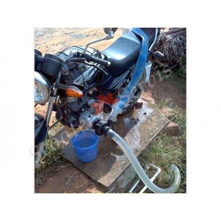 Водяной насос, помпа насадка, дополнительное устройство к двигателю 1P39FMB, 147FMD, 152FMH, Дельта, Альфа