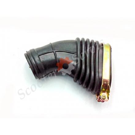Воздухозаборник крышки вариатора, резиновый с фильтром для GY6 125 кубов и 150 кубов двигатель 152QMJ, 157QMJ, 153QMJ, 158QMJ