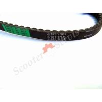 Ремень вариатора  BANDO 27601-37B00 665-15,5 скутера 2T Suzuki Sepia, Adress 50, Lets