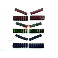 Грипсы, тюнинговые чехлы на ручки тормозов