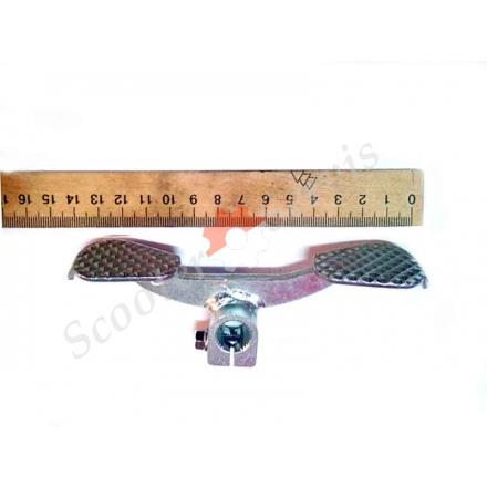 Ножка переключения заднего и переднего хода для грузового трицикла, двигателя 150-250 кубов, Зубр 150-250, CG 150 200 250