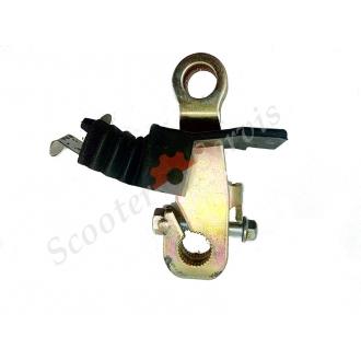 Важіль гальма двигуна GY6 125- 150 кубів