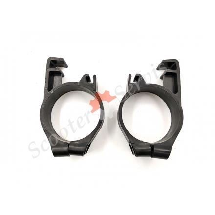 Крепление защиты передней вилки мотоцикла Kawasaki KLX250, D-Tracker