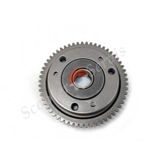 Бендикс, обгонная муфта двигателя CG125, CG150, CG200, CG250, CB125, CB150, CB200, CB250