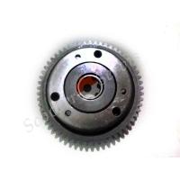 Обгонная муфта ( бендикс )  стартера для мотоцикла, трицикла, двигателя 164FMJ, 167FMJ, 200-250 кубов тип Зубр 200-250, CG 200 250
