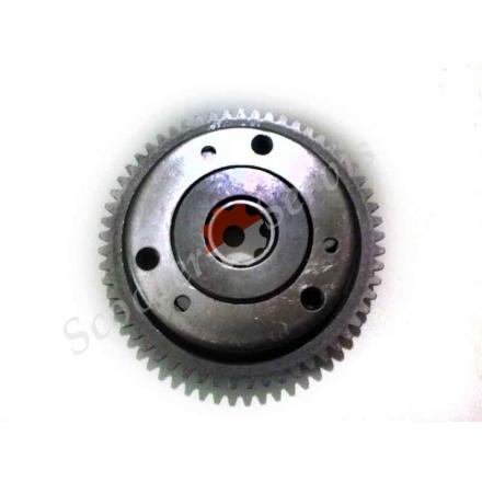 Бендикс обгону муфта стартера для мотоцикла, трицикла, двигуна 164FMJ, 167FMJ, 200-250 кубів тип Зубр 200-250, CG 200 250