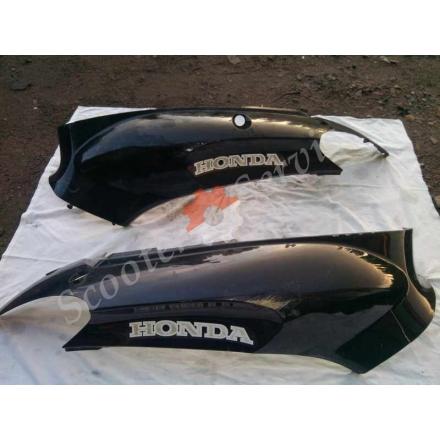 Задний боковой пластик тип ARN-125/150, Keeway, Кивей, Гепард -125/150,  Honda X8R-S Super Sport