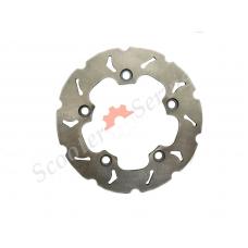 Задний тормозной диск AN400, AN250 Сузуки, Suzuki Skywave 400, Burgman 250 (98-06 г.в.)