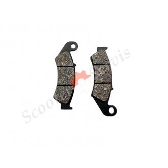 Передние тормозные колодки Honda XR150, XR125