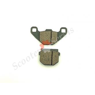 Передні гальмівні колодки Suzuki AN125, Burgman К7, 59300-37810-000