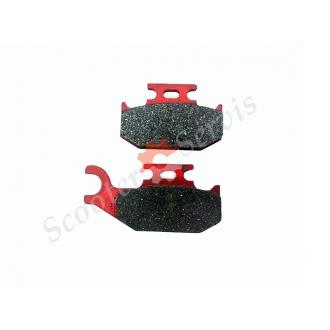 Гальмівні колодки квадроцикла Suzuki LT-A750, KingQuad, 59100-31850-000, 59100-31860-000