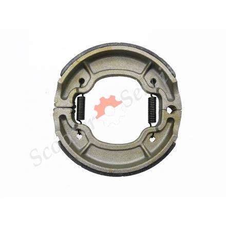 Гальмівні колодки мотоцикла Honda ATC90, CL90, CT90, CA175, CL125 / 175, SS125, CB175, CBT125 / 175, HK1227-1407