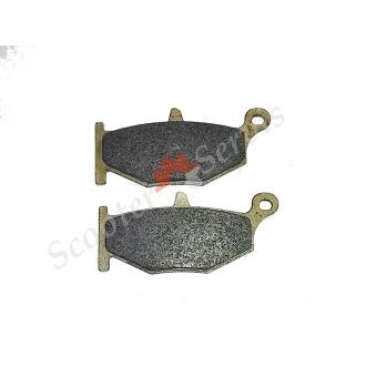 Задние тормозные колодки Suzuki GSXR1000 07-08, GSXR600...