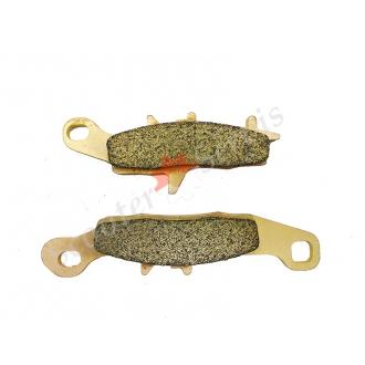 Передние тормозные колодки Kawasaki KL250, 43082-1206