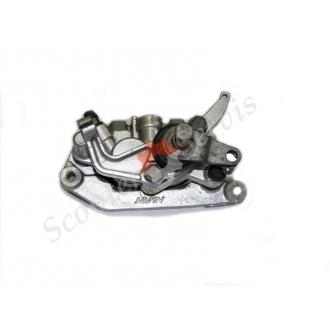Супорт гальмівний задній скутера Suzuki Skywave, Burgman 98-04 р.в., двигун AN400