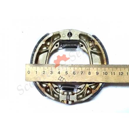 Гальмівні колодки барабанного гальма FERODO FSB704 110х25