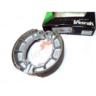 Тормозные колодки барабанного тормоза Versrah VB-133 японский оригинал