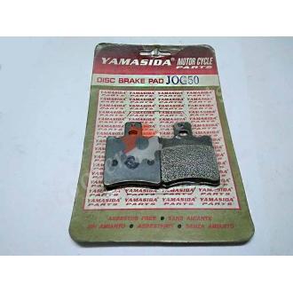Тормозные колодки гидравлического тормоза YAMASIDA 40х55х3,5
