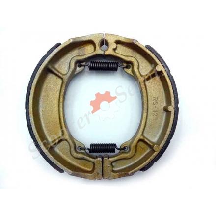 Гальмівні колодки, GY6 125-150 куб. задні, барабан 12-13 дюйм. колісний диск