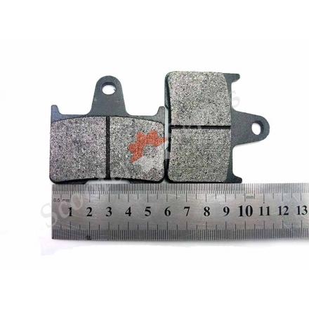 Гальмівні колодки задні HONDA CB400, CB1300 X4 97-01, VTEC400 1-2 покоління, дискові гальма