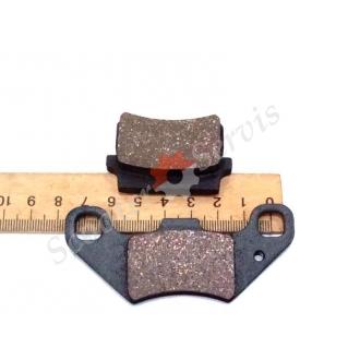 Гальмівні колодки на квадроцикл, баги 250-300 кубів, 80T, BR150 / 200/250, RV125 / 150, XRV250, RL300, XL300, Kymco, Keeway