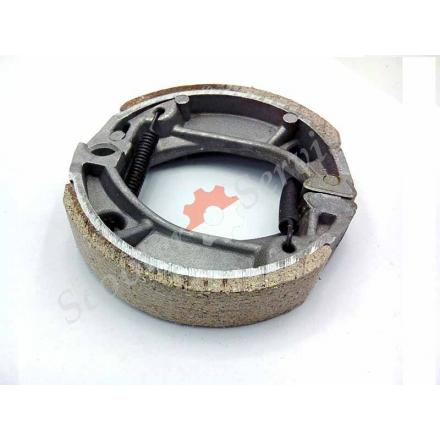 Гальмівні колодки, задні, тип Хонда, Діо, Dio, китайські скутера 10 дюймів колесо