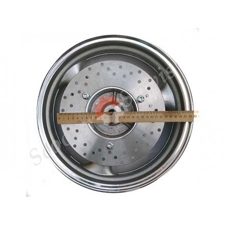 Задний тормозной диск Ямаха Маджести, Yamaha Majesty,Nitro 250, Браво-260, Босс, Лаки