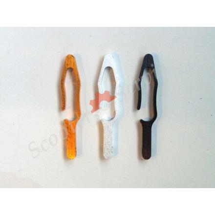 Держатель троса спидометра, металлический с разрезом