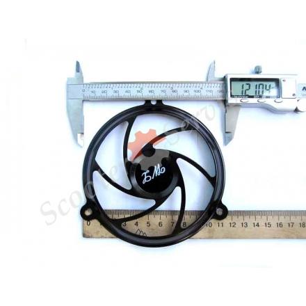 Накладка на повітрозабірник охолодження, скутера, декоративна