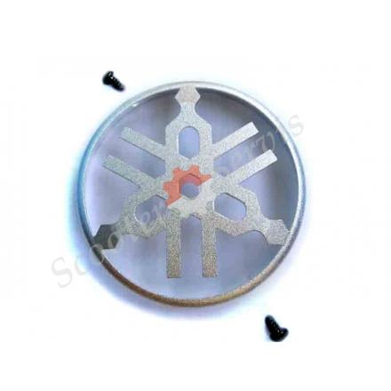 """Накладка на повітрозабірник охолодження скутера, логотип """"Yamaha"""""""