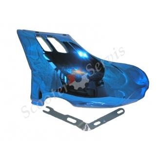 Подкрылок заднего колеса (хромированный пластик)