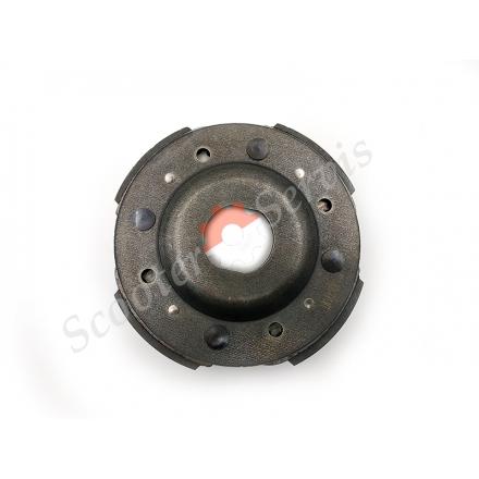 Зчеплення плата 4-х колодковим тип YP250 діаметр 143мм, для квадроциклів 250 300 кубів, Баотіан, Лінхай, Ківей, Кімко, 300 кубів