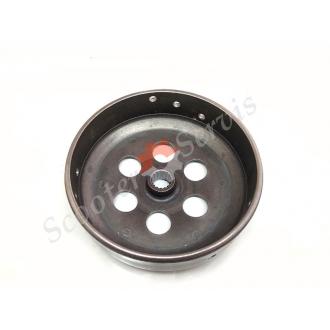 Дзвін заднього варіатора для квадроциклів 250-300 кубів, Баотіан, Лінхай, Ківей, Кімко тип YP 250