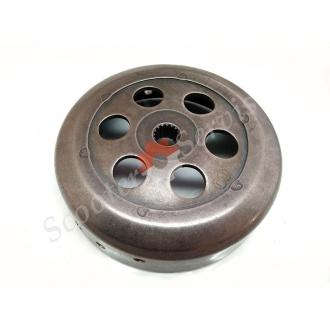 Колокол заднего вариатора, квадроцикл, багги, тип YP250Е внутренний диаметр 145mm