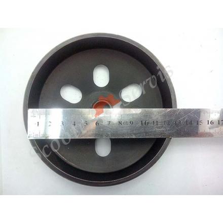 Колокол заднего вариатора GY6 125-150 кубов