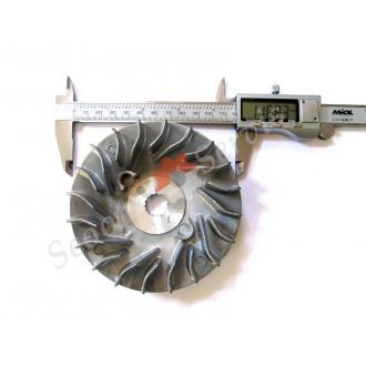 Крильчатка, нерухома щока варіатора Ямаха Цигнус 125/150 кубів, X125, ZY125T, 4KL, 4CW, XC125T, 4KP, 4KY YAMAHA Cygnus 125 D