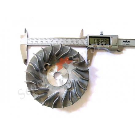Крыльчатка, неподвижная щека вариатора Ямаха Цыгнус 125/150 кубов, X125, ZY125T, 4KL, 4CW, XC125T, 4KP, 4KY YAMAHA Cygnus 125 D
