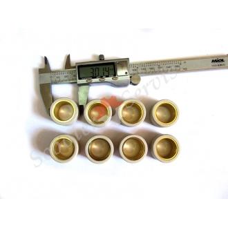 Ролики вариатора (30*18), 25 гр., квадроциклы, 500 кубов, багги, тип: CF500, CF188