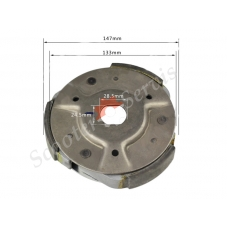 Сцепление плата CF-MOTO 250-300 кубов., Альфа мото V3, V5.