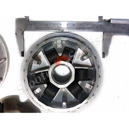 Варіатор ZWZH в зборі CF 125-150, для скутера 14-16 дюймів колесо