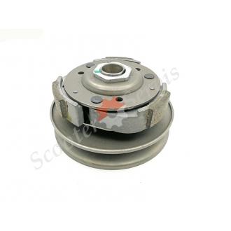 Задній варіатор, зчеплення CPI GTR-150, Sharm 150