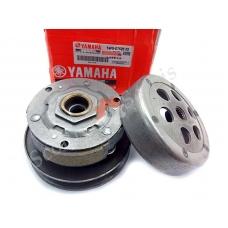 Задний вариатор в сборе двигатель Ямаха Цигнус XC125T, 4KP, YAMAHA Cygnus 125 D