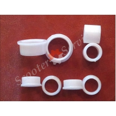 Втулки пластиковые для ремонта передней рычажной вилки (ремкомплект вилки), японские, китайские скутера