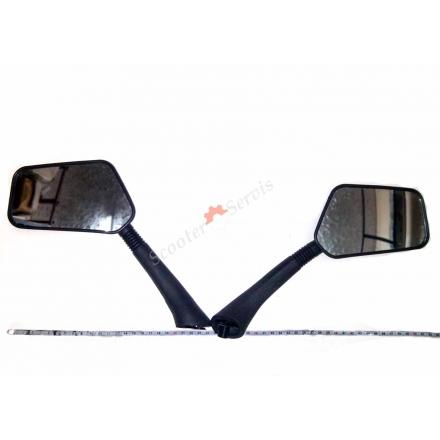 Дзеркала, великий винос, під болти, Хонда Спейсі, повітряне охолодження