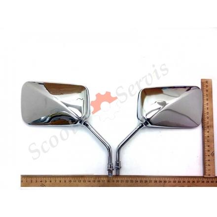 Дзеркала хром М10 різьблення