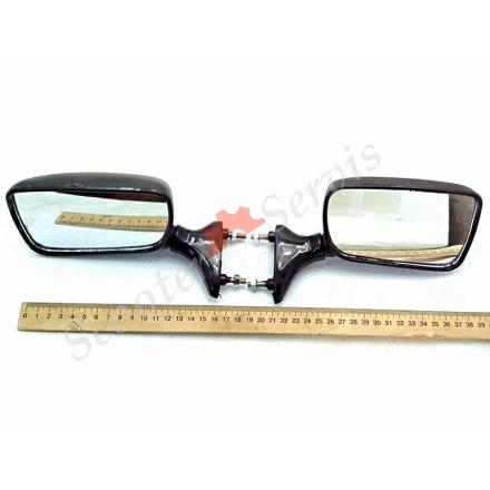 Зеркала сферические мото Yamaha TZR250, 3XV250, TZM150, FZR250