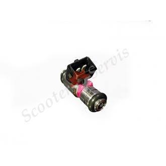 Форсунка топливная Aprilia Atlantic 500, Scarabeo 500, Piaggio Beverly 500 кубов, инжектор, Nexus X9, EVO X 10, MP3 500, ZAPM341, B500, разборка двигателя M341M
